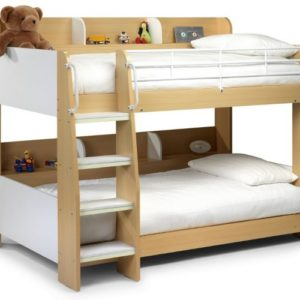 julian-bowen-domino-bunk-bed-maple-and-white
