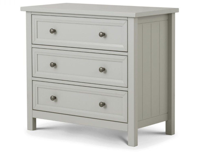 julian-bowen-maine-3-drawer-chest
