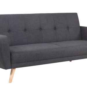 birlea farrow large grey sofa bed 1